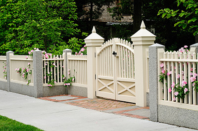 Image result for Different Fence Varieties To Choose From